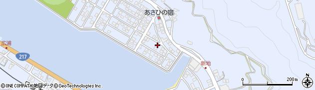 大分県津久見市千怒5099周辺の地図