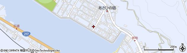 大分県津久見市千怒5230周辺の地図