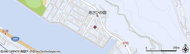 大分県津久見市千怒5091周辺の地図