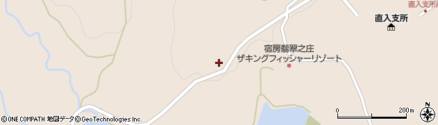 大分県竹田市直入町大字長湯7441周辺の地図