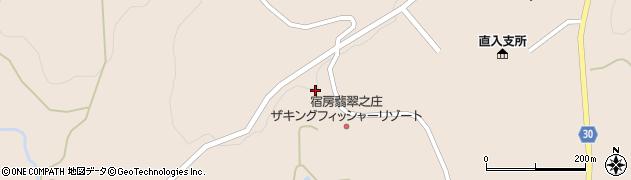 大分県竹田市直入町大字長湯8170周辺の地図