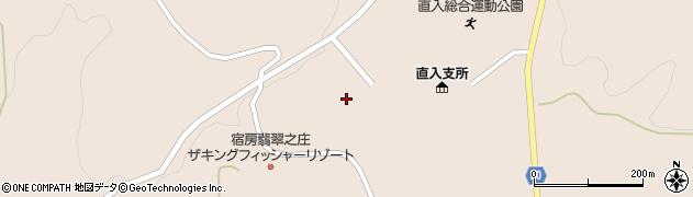 大分県竹田市直入町大字長湯8186周辺の地図