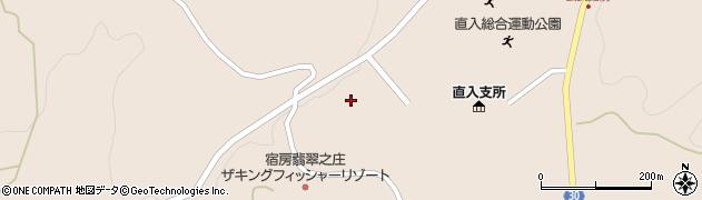 大分県竹田市直入町大字長湯8180周辺の地図