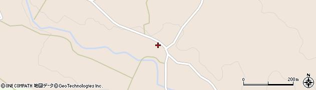 大分県竹田市直入町大字長湯5010周辺の地図