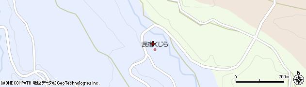 大分県竹田市久住町大字有氏4761周辺の地図