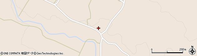 大分県竹田市直入町大字長湯5000周辺の地図