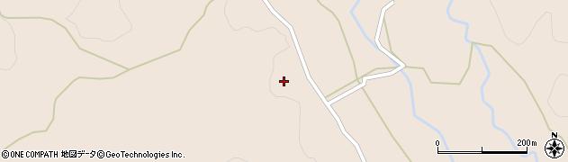 大分県竹田市直入町大字長湯7077周辺の地図