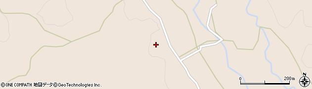 大分県竹田市直入町大字長湯7074周辺の地図