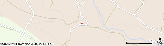 大分県竹田市直入町大字長湯5299周辺の地図