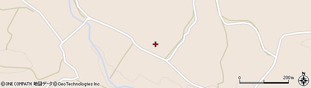 大分県竹田市直入町大字長湯5734周辺の地図