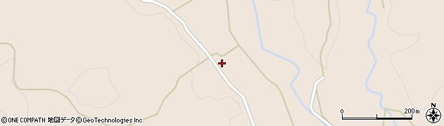 大分県竹田市直入町大字長湯6785周辺の地図