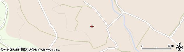 大分県竹田市直入町大字長湯5287周辺の地図