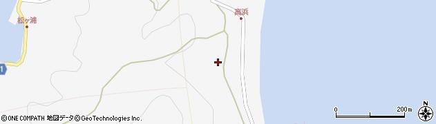 大分県津久見市四浦6282周辺の地図