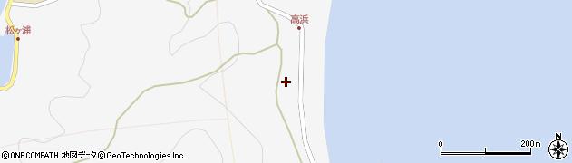大分県津久見市四浦6272周辺の地図