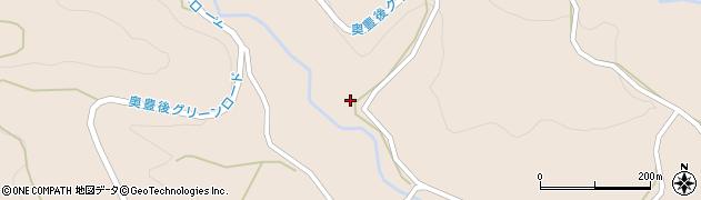 大分県竹田市直入町大字長湯5585周辺の地図