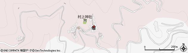 大分県津久見市上青江980周辺の地図
