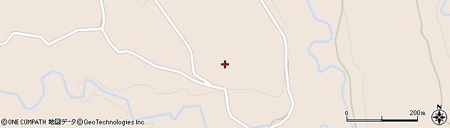 大分県竹田市直入町大字長湯8352周辺の地図