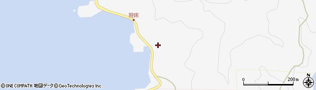 大分県津久見市四浦6555周辺の地図
