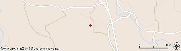 大分県竹田市直入町大字長湯9456周辺の地図