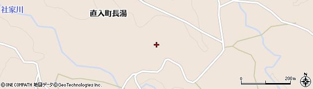 大分県竹田市直入町大字長湯6447周辺の地図