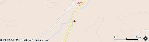 大分県竹田市直入町大字長湯8770周辺の地図
