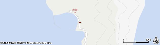 大分県津久見市網代5241周辺の地図