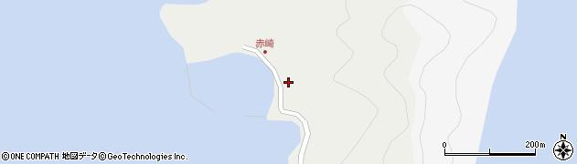 大分県津久見市網代5228周辺の地図