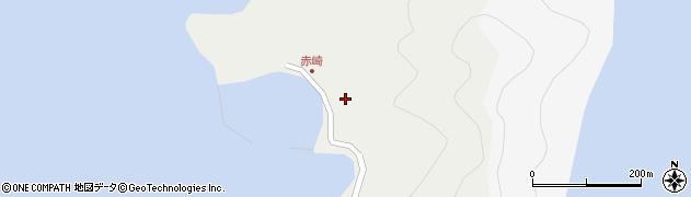 大分県津久見市網代5232周辺の地図