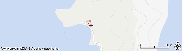 大分県津久見市網代5229周辺の地図