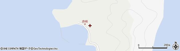 大分県津久見市網代5252周辺の地図