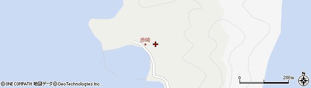 大分県津久見市網代5258周辺の地図