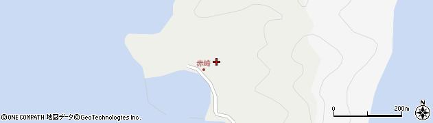 大分県津久見市網代5449周辺の地図
