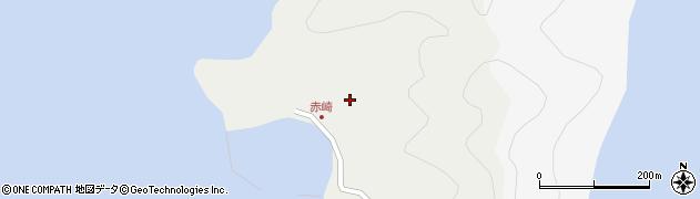 大分県津久見市網代5443周辺の地図