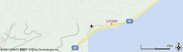 大分県津久見市堅浦1452周辺の地図