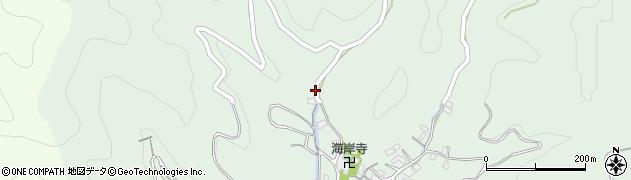 大分県津久見市堅浦459周辺の地図