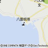 八重根港旅客船ターミナル(東海汽船)