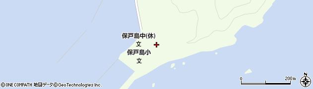 大分県津久見市保戸島31周辺の地図