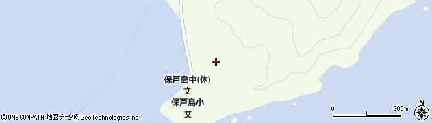 大分県津久見市保戸島73周辺の地図