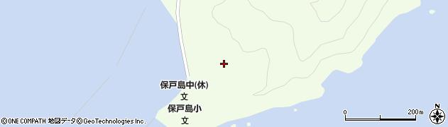 大分県津久見市保戸島79周辺の地図
