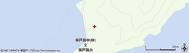 大分県津久見市保戸島100周辺の地図