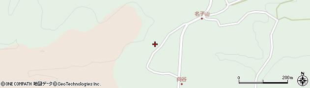 大分県竹田市直入町大字上田北1238周辺の地図