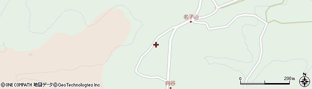 大分県竹田市直入町大字上田北1235周辺の地図