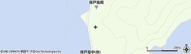 大分県津久見市保戸島1517周辺の地図