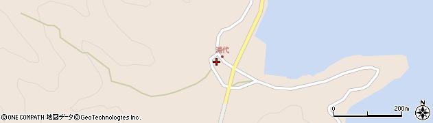 大分県津久見市長目574周辺の地図