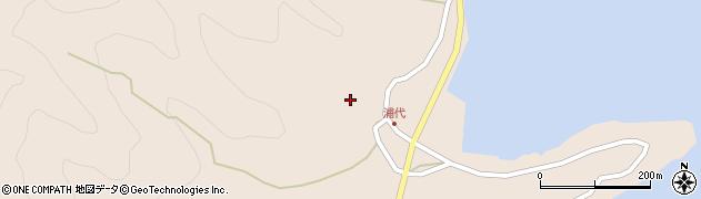 大分県津久見市長目627周辺の地図