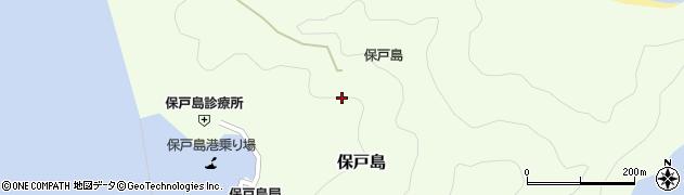 大分県津久見市保戸島1228周辺の地図