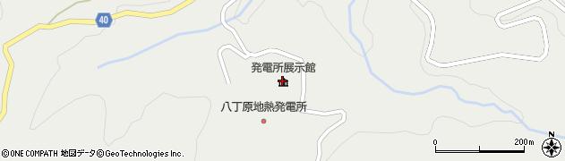 大分県玖珠郡九重町湯坪601周辺の地図