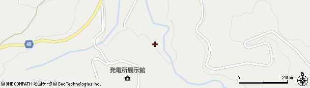 大分県玖珠郡九重町湯坪600周辺の地図