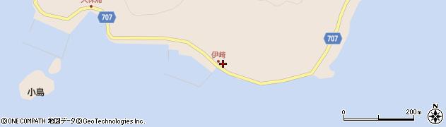 大分県津久見市長目2288周辺の地図
