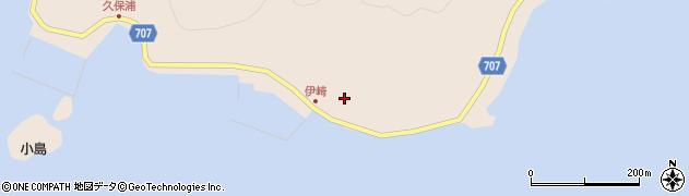 大分県津久見市長目2282周辺の地図